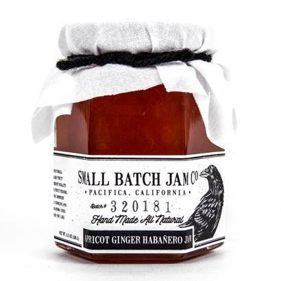 gift shop small batch jam