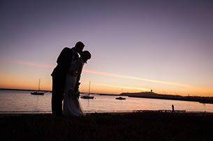 Wedding Ceremonies at Sam's Chowder House